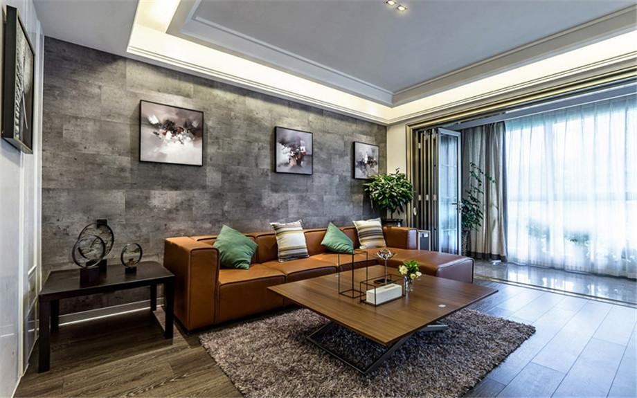 客厅家具的选择和摆放技巧