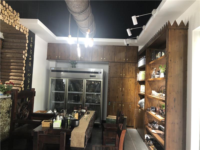 装修与品茶  心安之处才是家 品质生活尽在普奔茶空间