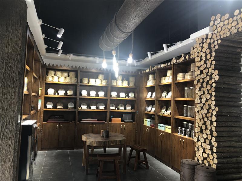 裝修與品茶  心安之處才是家 品質生活盡在普奔茶空間
