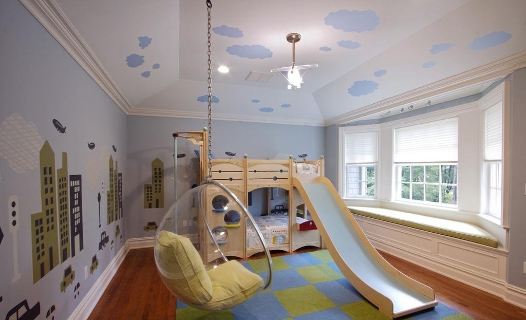 實用兒童房打造,五個風格供您參考