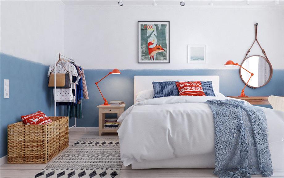 小臥室設計解決方案 這樣做可讓它恢復生機