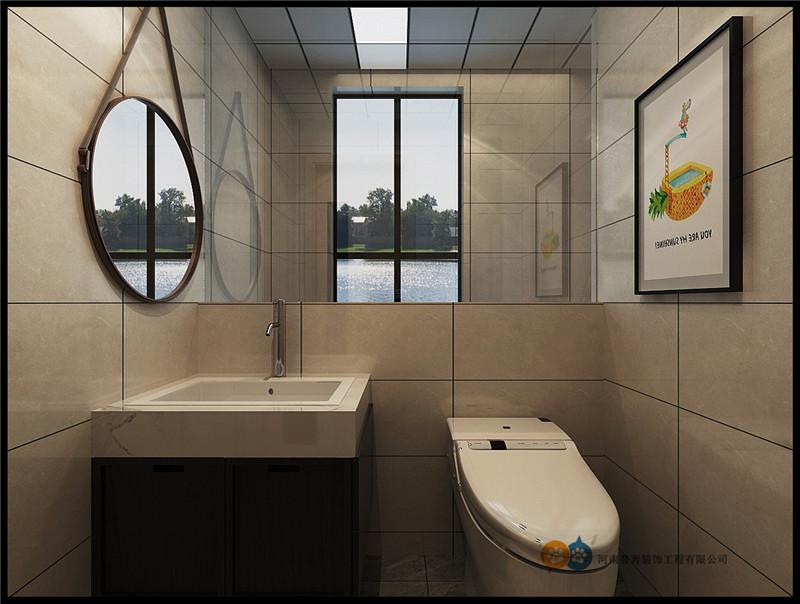 洛阳名门世家150平设计施工装饰装修效果图