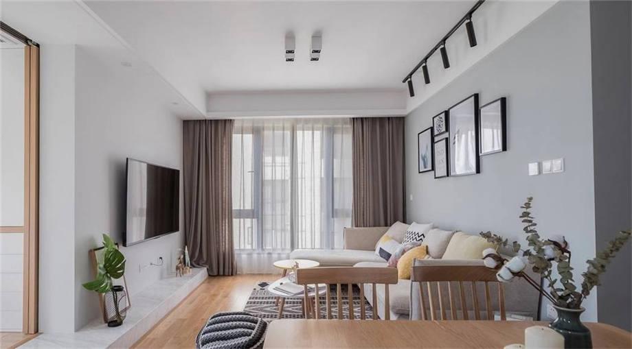 六安装修案例北城国际 北欧风格
