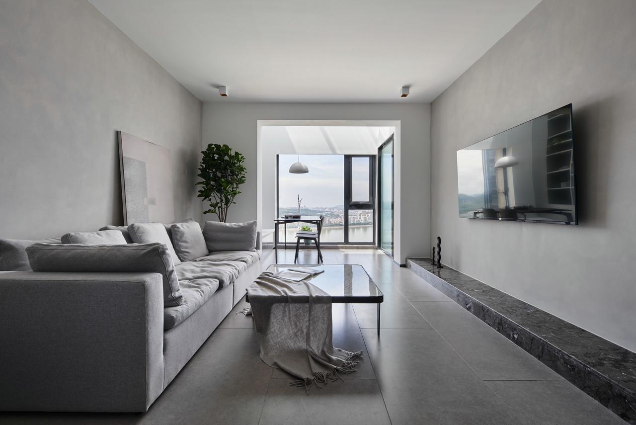 六安裝修案例陽光歐洲城 后現代風格