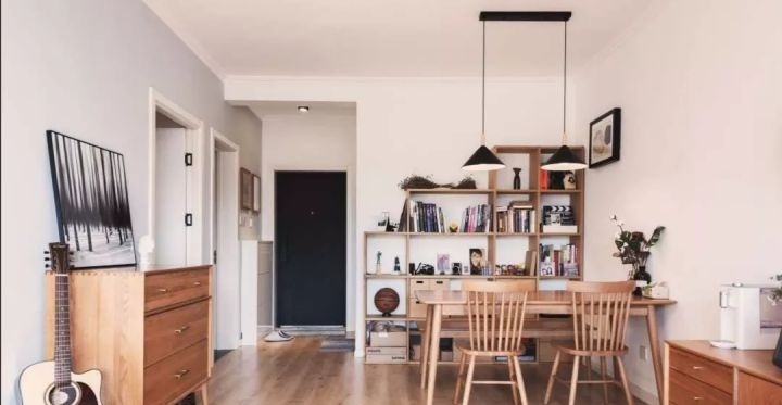 地板颜色,怎样搭配家居比较好看?