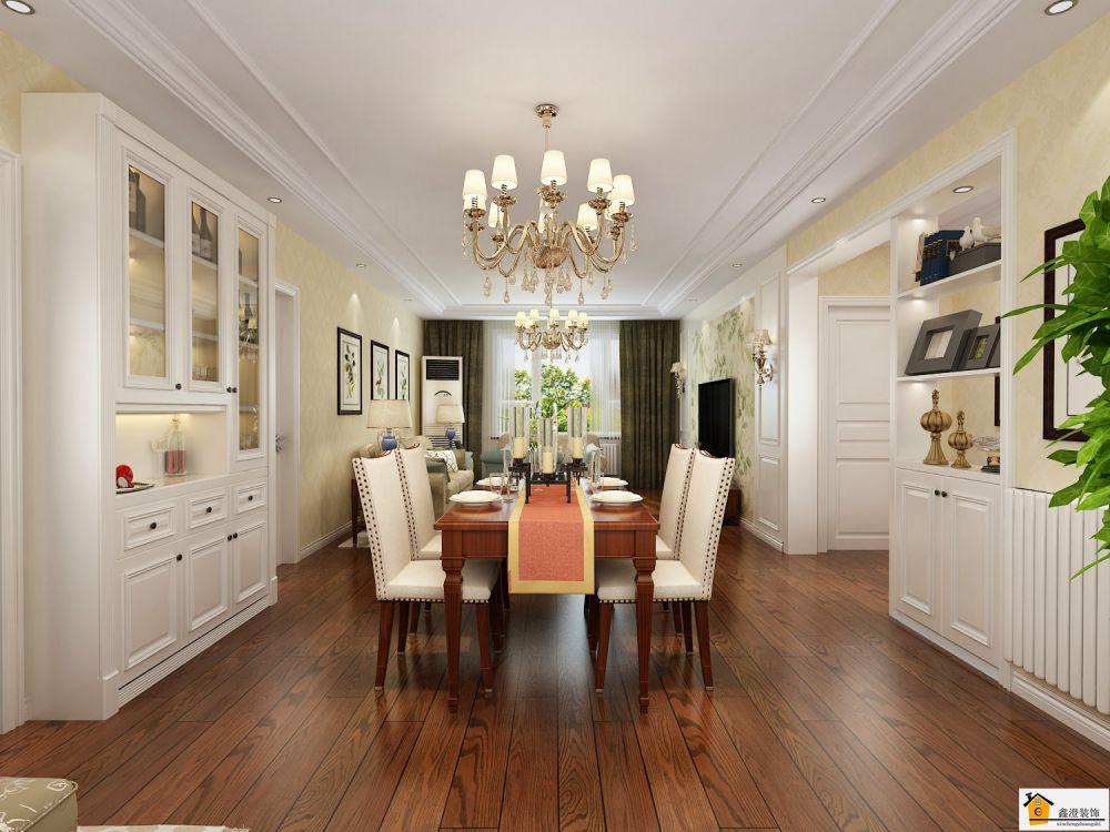 美式風格家裝案例