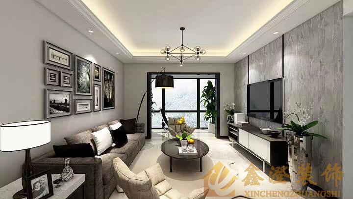 江湾城现代风格