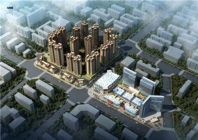 开江时代中央城