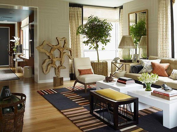 房间通透明亮家装