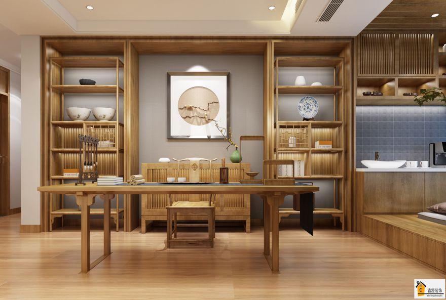 中式古典风格家装案例