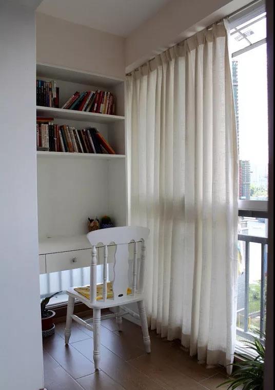 60㎡一居室翻新