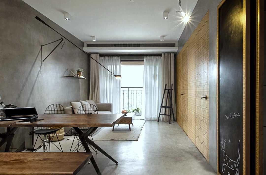 现代简约旧房翻新