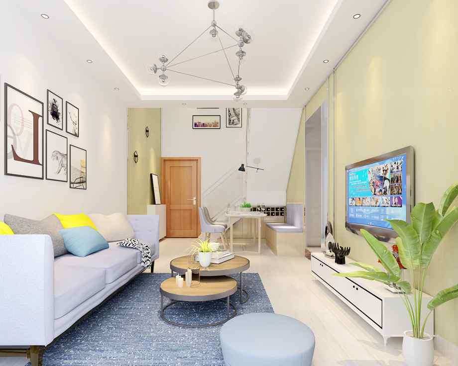 東莞一諾裝飾分享房子矮怎么裝修?小戶型的層高低如何布置