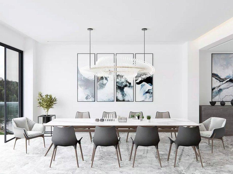 東莞一諾裝飾分享家庭裝修時該如何選擇壁畫呢?