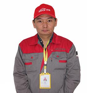 沈阳市装修工长王胜开