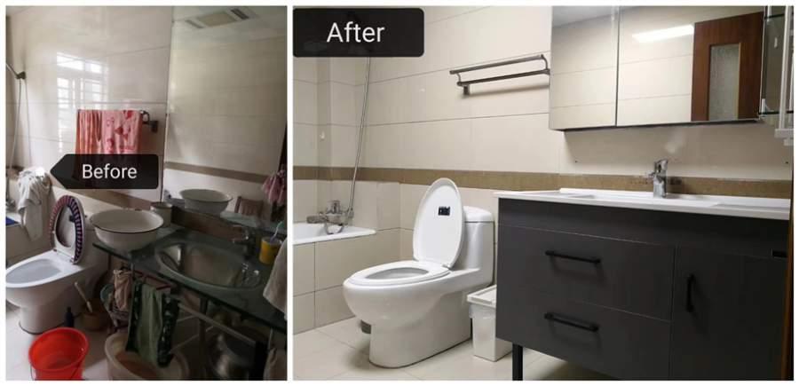 卫生间改造