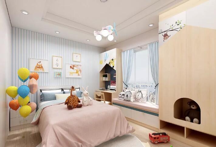 卧室装修注意这5点, 既安静又环保!