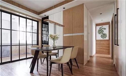 三室两厅装修案例 北欧风美家鉴赏