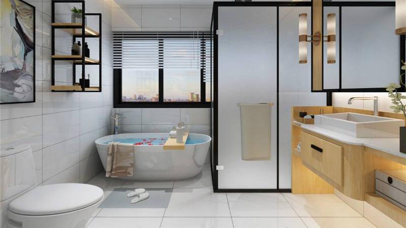 360快装分享家里卫生间装修完如何验收?