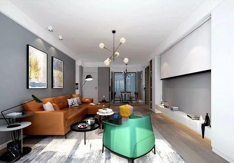 沈阳老房翻新客厅装修风格,看看你最喜欢哪一种?