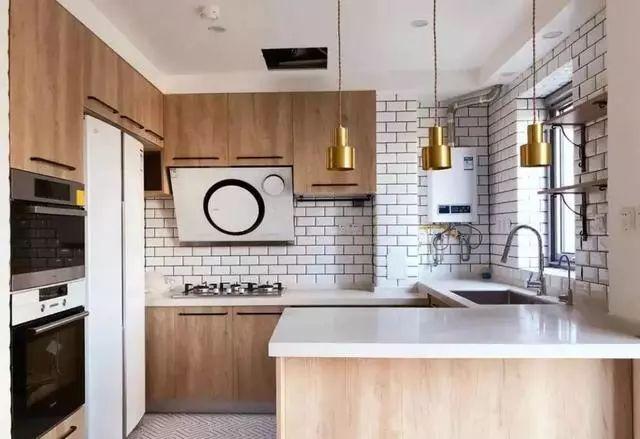 沈阳装修橱柜这样设计,让你家厨房颜值与实用性并存!