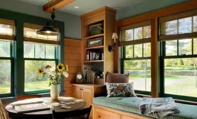 """旧房装修飘窗设计,学会这些,你家就成为人家口中的""""别人家"""""""