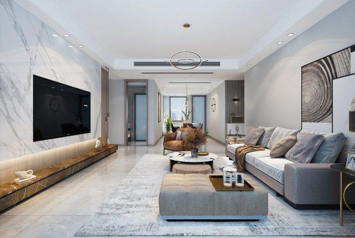 客厅墙面装饰应考虑实际需求,墙面装修注意事项