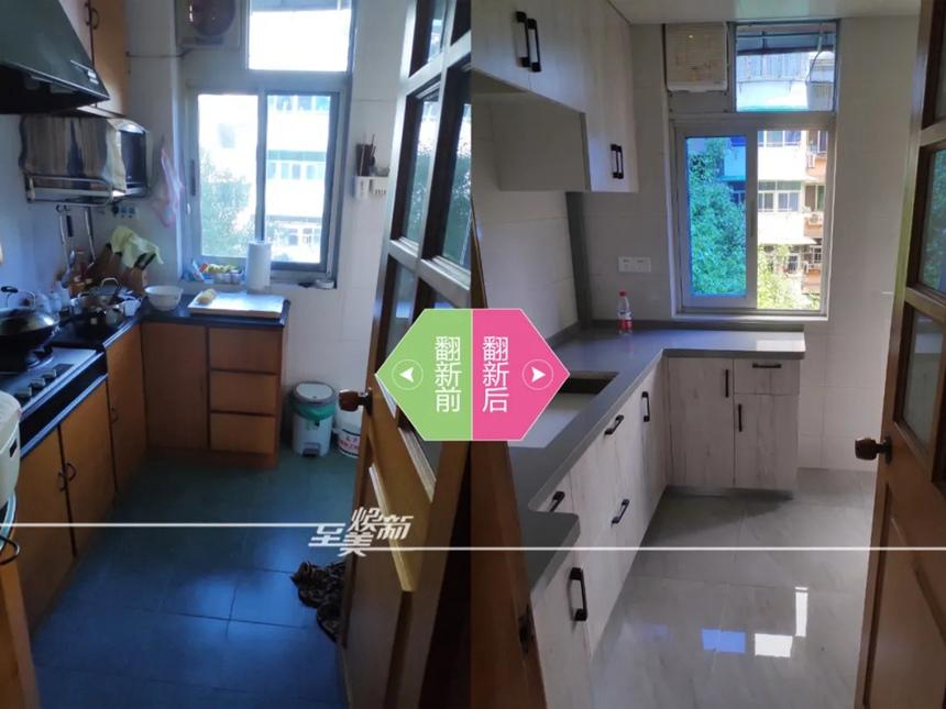 沈阳厨卫翻新|厨卫改造案例,掌握这几点,给套新房都不换!