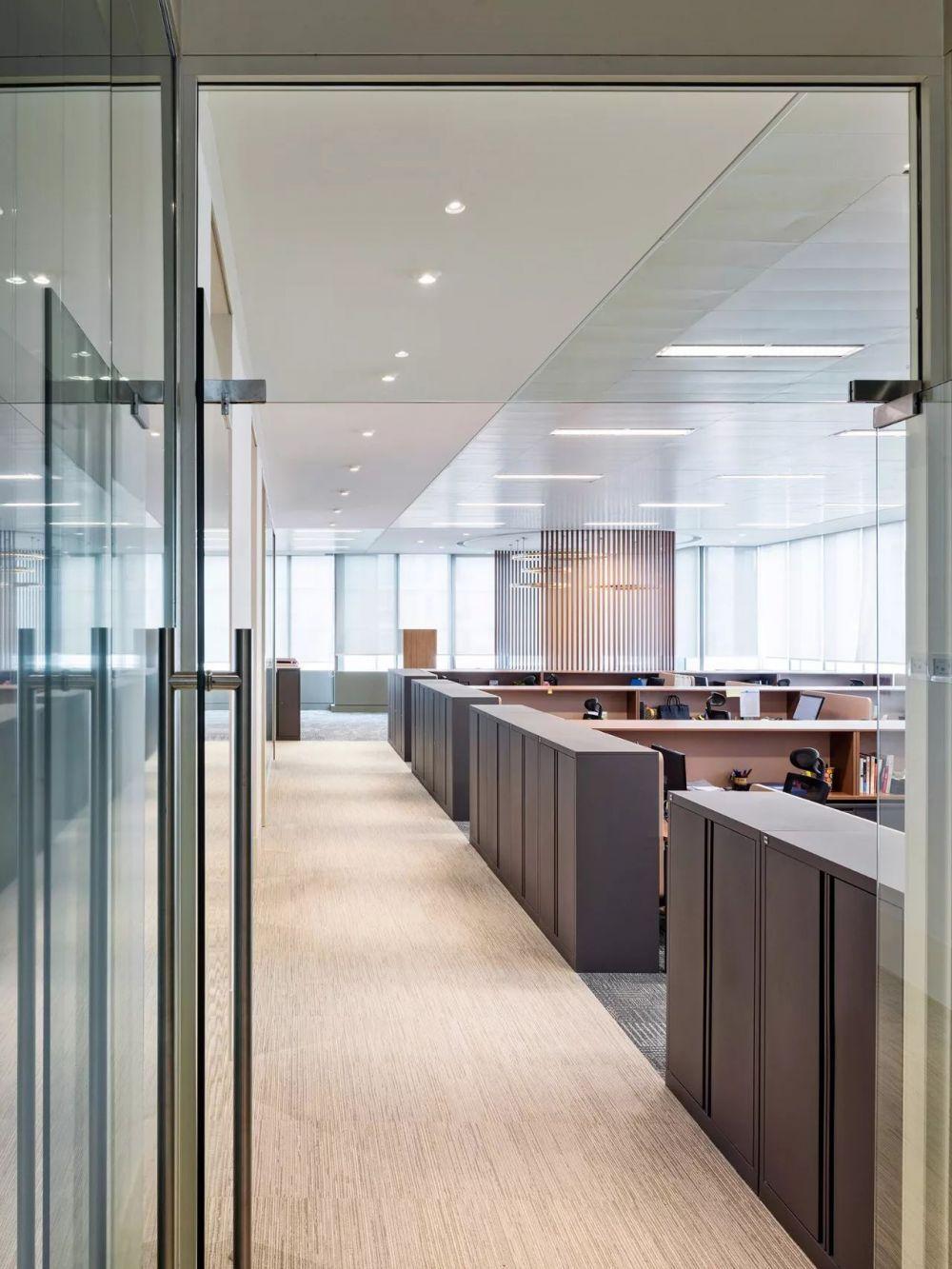 商务办公空间装修效果图