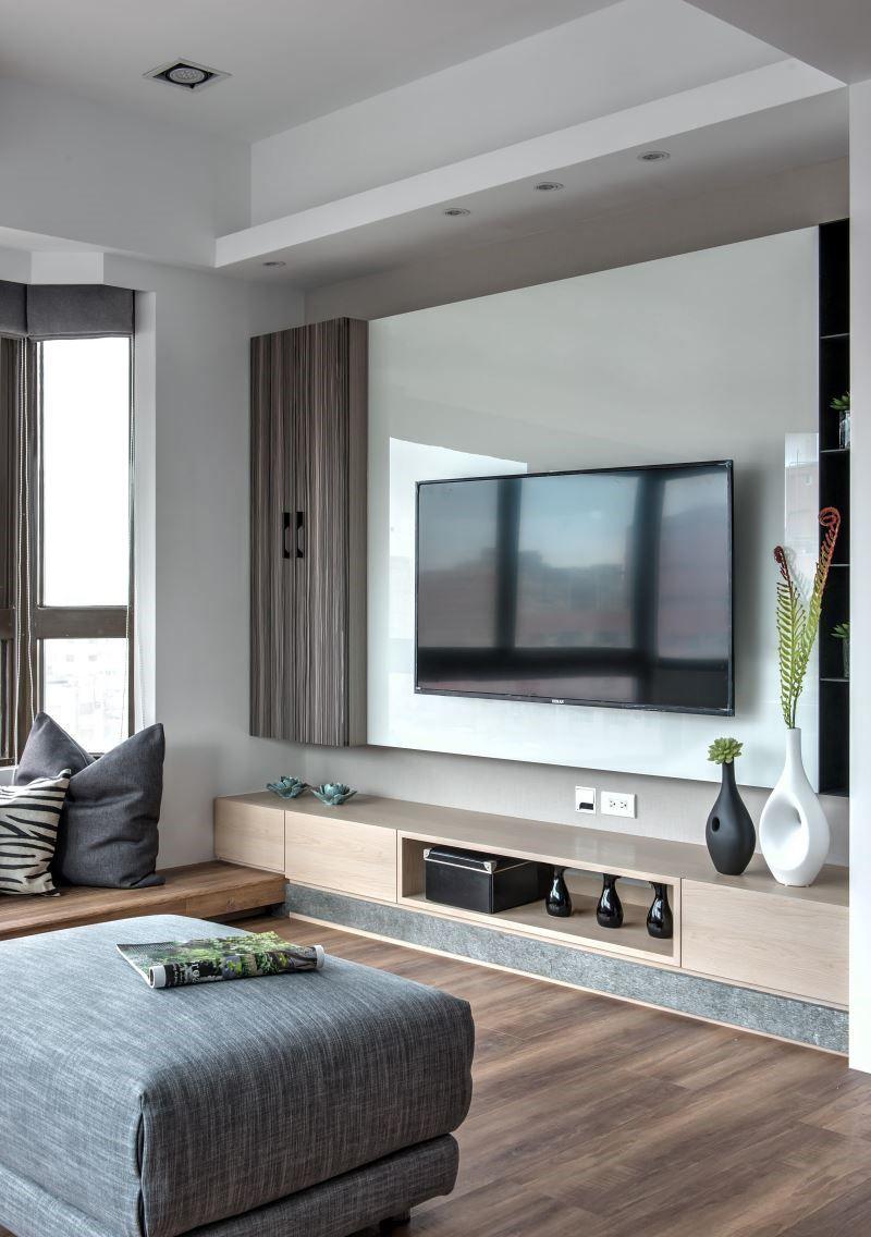 35平现代简约单身公寓