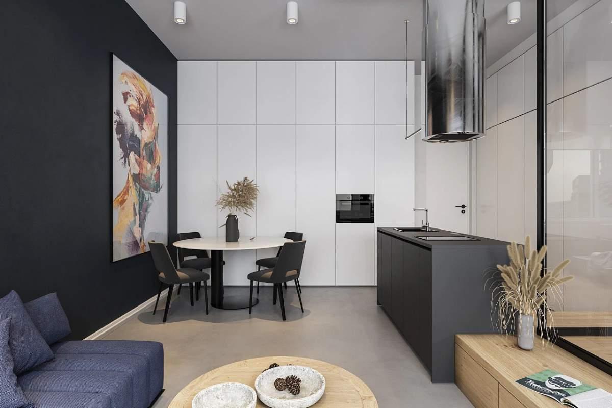 精致简约 单身小公寓