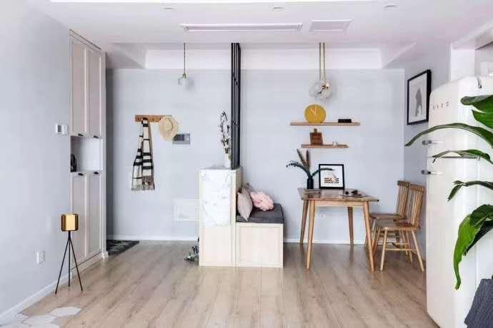 79㎡小户型婚房设计