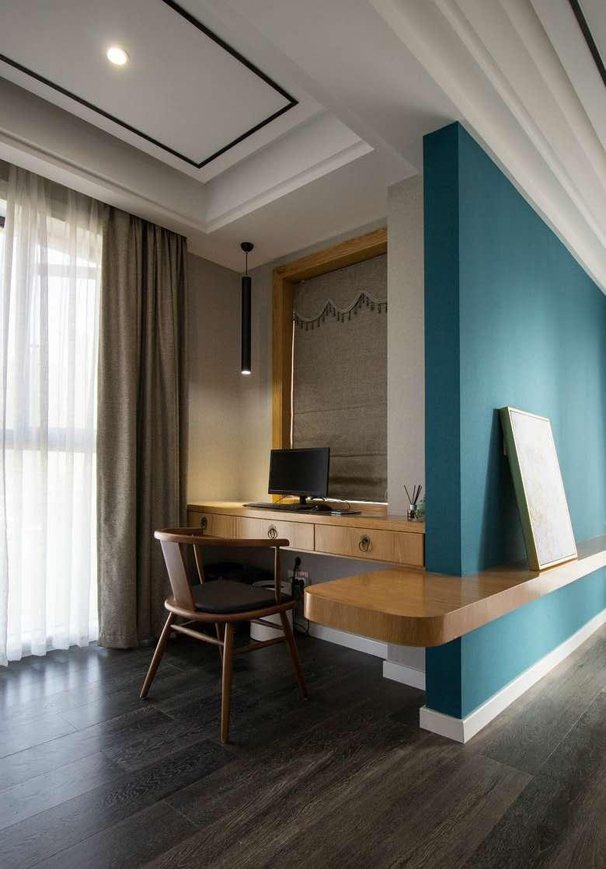 110m²新中式风格三居室,简约大气的中国风家居,十分有韵味!
