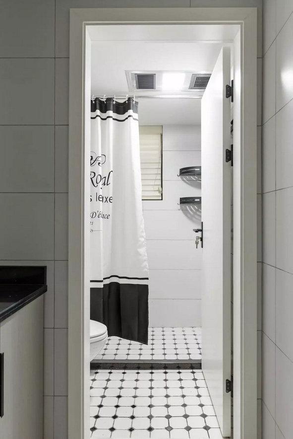 100m²高级灰·简约风家居装修案例,高端大气有格调,喜欢这种感觉!