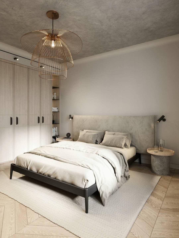 140m²的减法居所,质感优雅的浪漫。