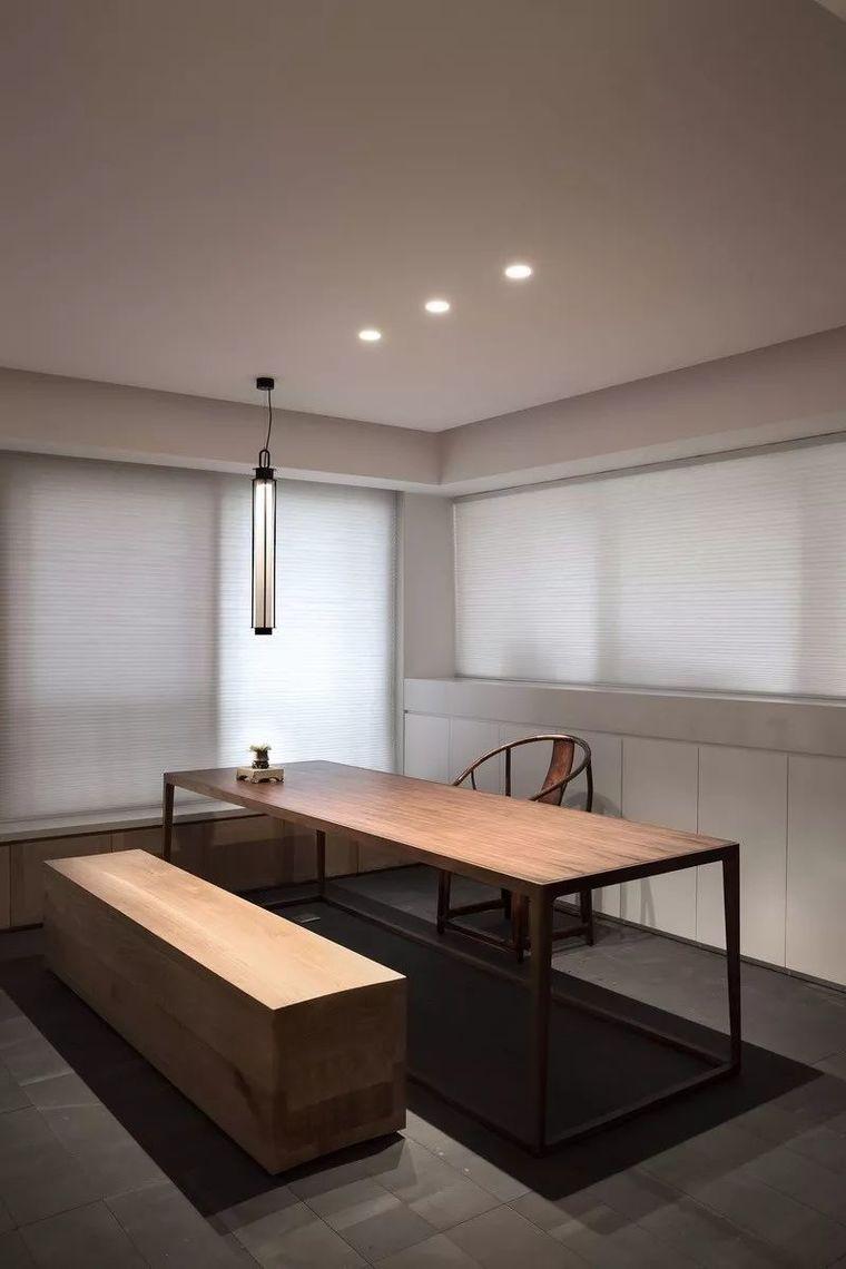 极简主义与新中式风格的禅宗意境,虚而雅,静且幽!