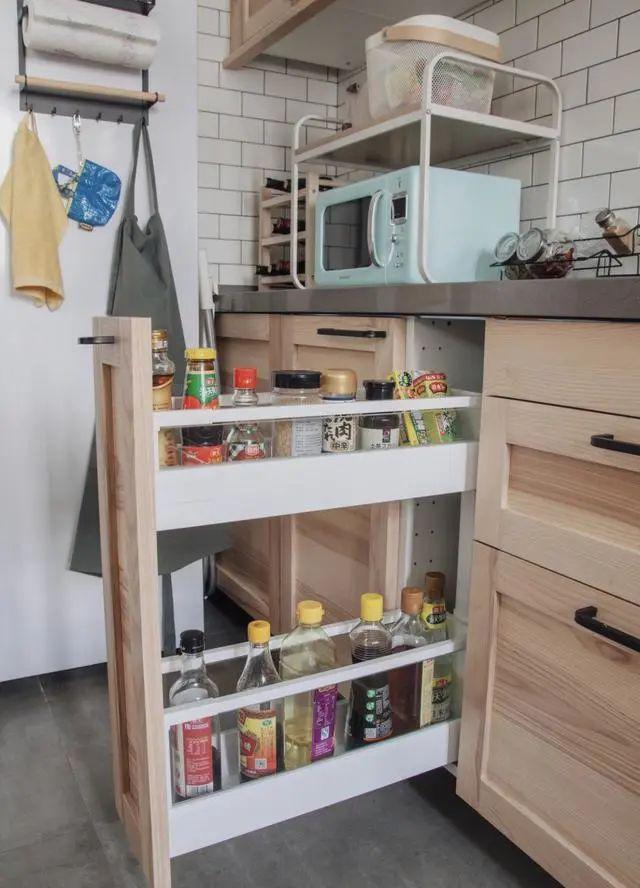 小户型厨房怎么规划?做好这13点厨房才不会乱!