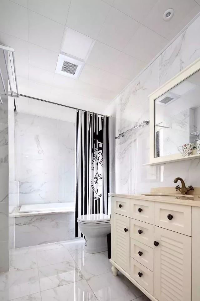 关于卫生间干湿分离的问题 学一下别人2㎡都能搞定!