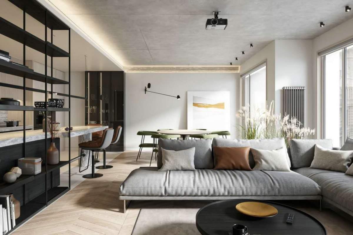 昆明俊雅装饰小编分享客厅灯具搭配12种方案,看看你家适合哪种吧!