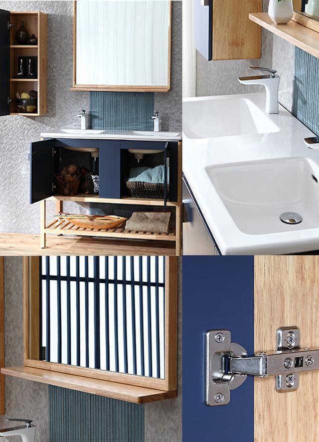 选购浴室柜注意6个要点 好用又省钱
