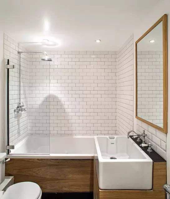 5款卫生间干湿分离设计 给你的家居生活带来舒适体验感