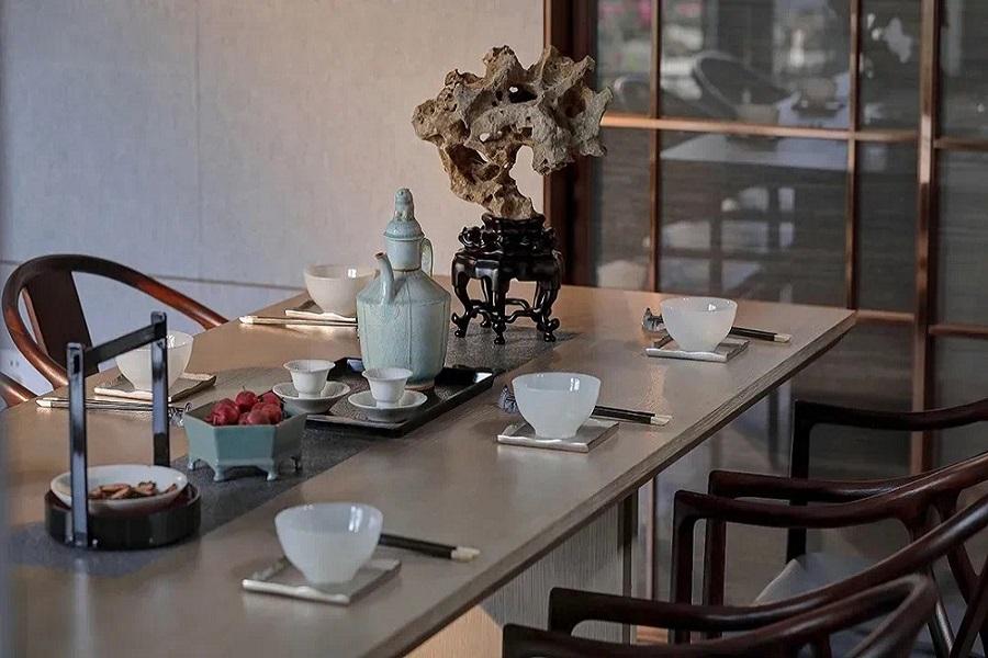 中式别墅,温文儒雅~