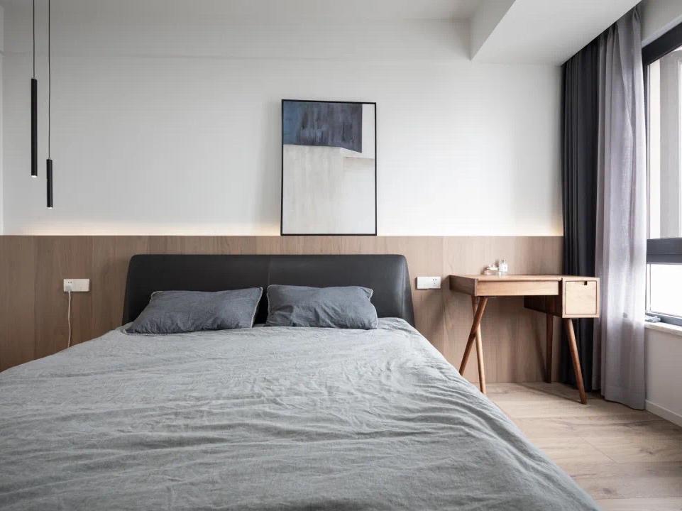 舒适的家,干净简洁、清新自然、实用温馨~