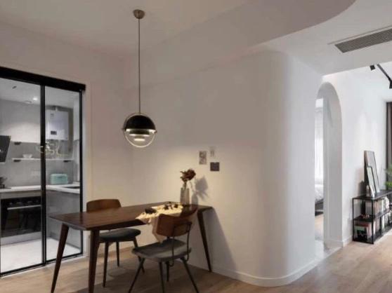 90m²两居室,简洁实用~  面积:90m² 户型:两居