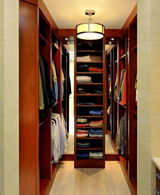 步入式衣柜——全家收纳无压力