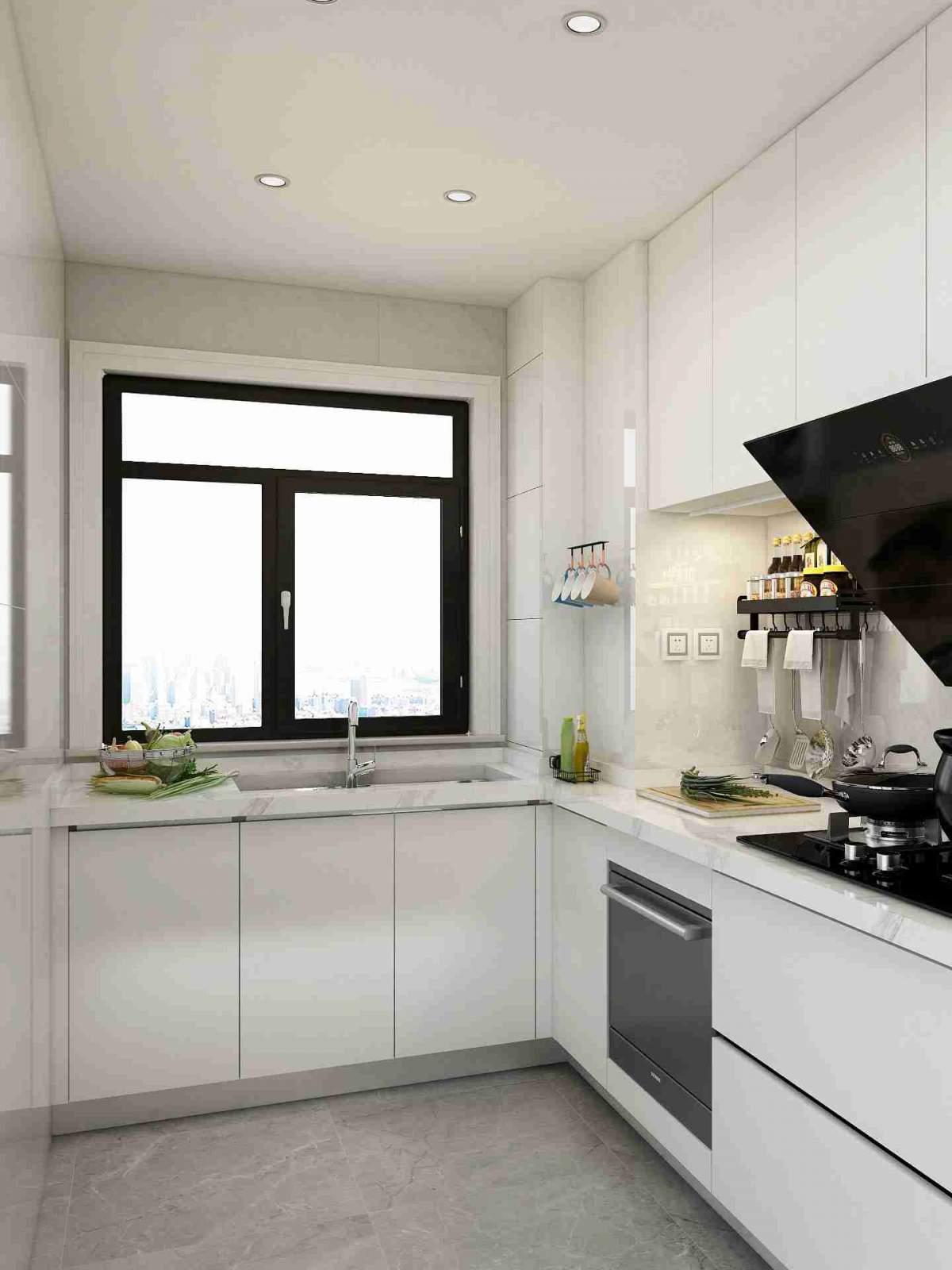 厨房装修注意这5点,让你家厨房好看又实用!