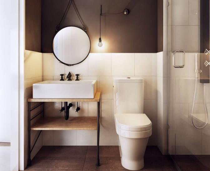 阆中佰思艺装饰:旧卫生间改造的3大标准5大注意事项