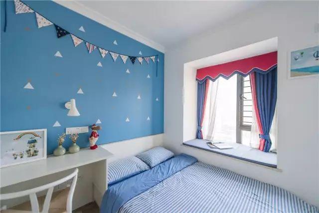卧室窗帘慎重选择,别让窗帘拉低卧室颜值
