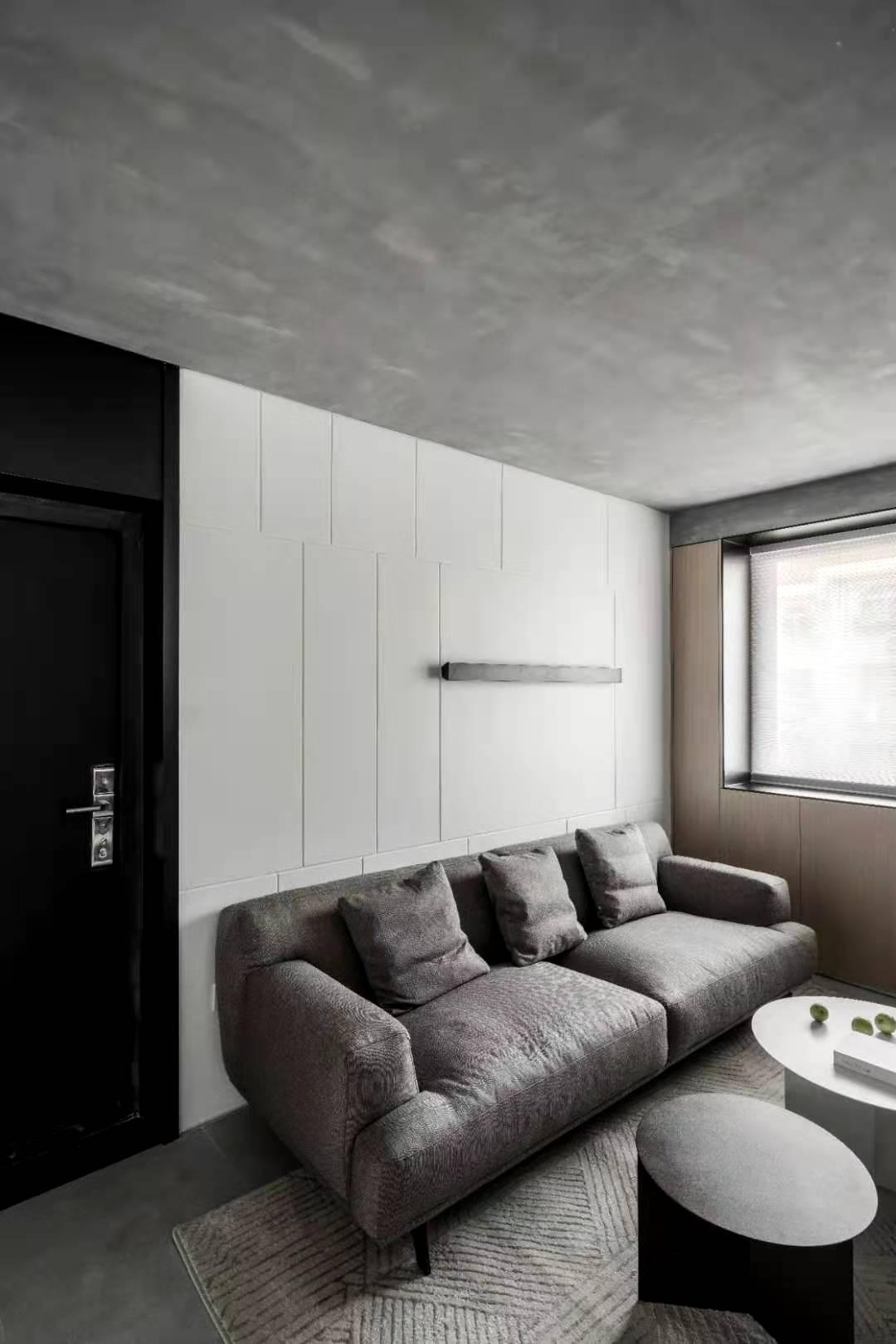 68平小黑屋改造,光影与幸福的彰显
