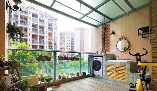合理阳台空间规划,享休闲惬意的生活